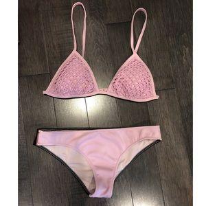 Victoria's Secret Netted Bikini